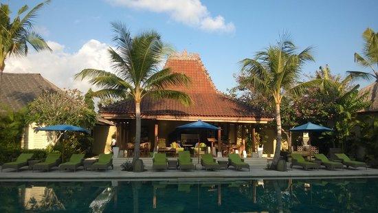 Sudamala Suites & Villas: Der schöne Poolbereich