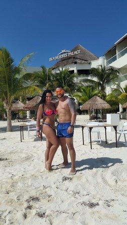 Isla Mujeres Palace: Excelente hotel