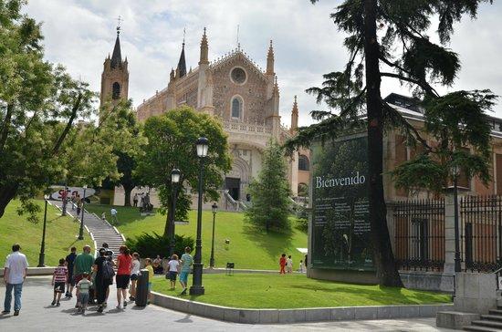 Paseo del Prado: 1