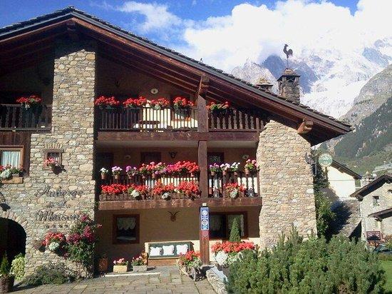 Foto di auberge de la maison courmayeur tripadvisor for Auberge de la maison courmayeur tripadvisor