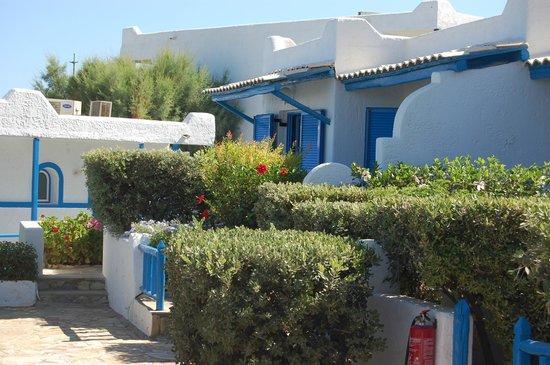 Mitsis Rinela Beach Resort & Spa : la chambre
