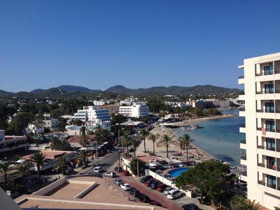 Hotel Neptuno : View from balcony