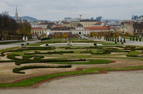 Schloss Belvedere: 1