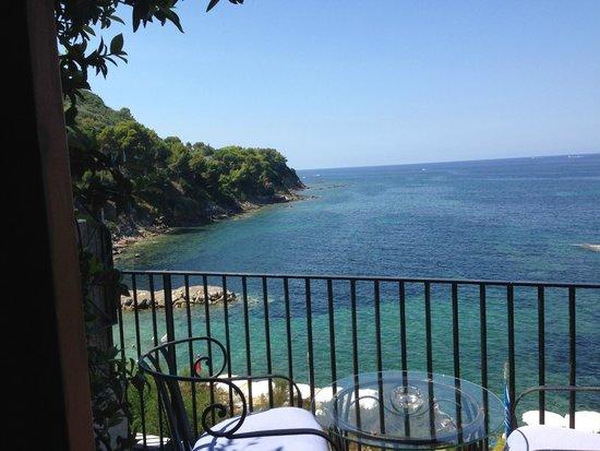 Approdo Resort: La vista di giorno...