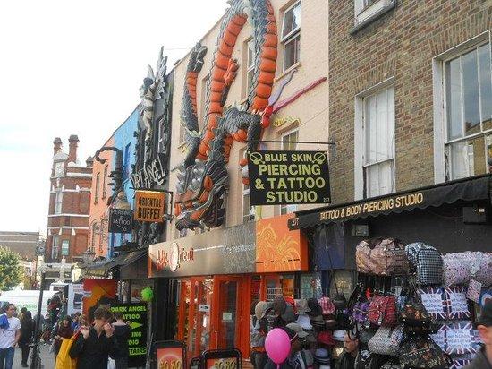 Camden Market : Camden