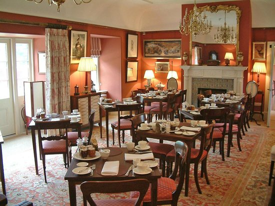 Dumfries House Lodge: Breakfast room