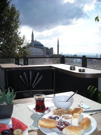 Nomade Hotel : colazione