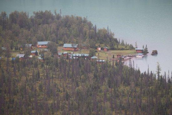 Steller Air Service LLC Tours: Lodge view
