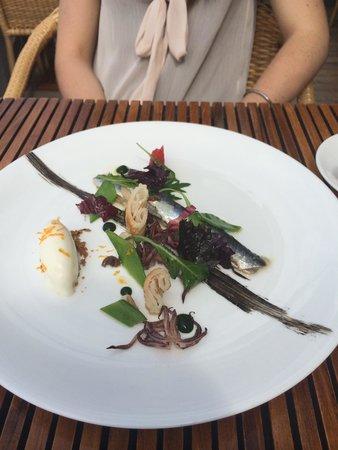 Restaurant Peron : Les sardines