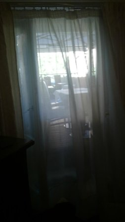 Hotel Royal House : Zimmer mit Blick aufs Kollosseum