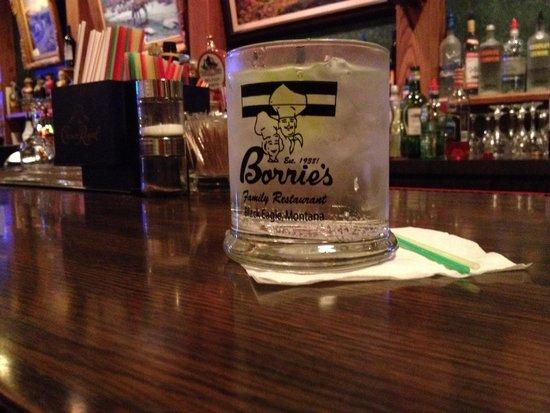 Black Eagle, MT: Borrie's: Don't Skip the Bar