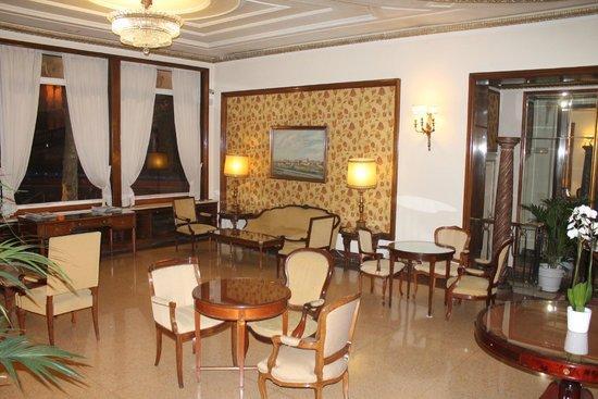 Hotel Principe Pio: Recepção