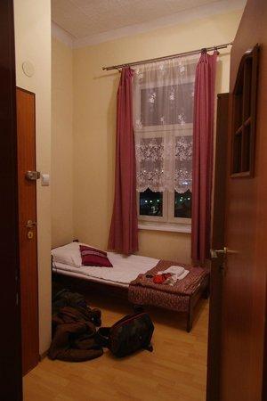 Station Aparthotel: Raum Nr. 205