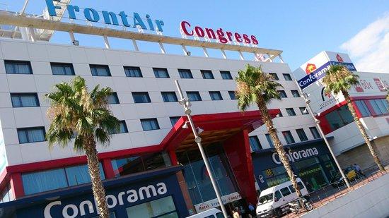 FrontAir Congress: Hotel & grounds