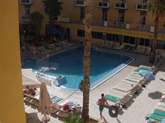 San Pawl Hotel: pool