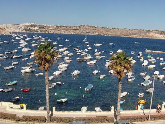 San Pawl Hotel: local harbour