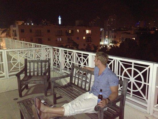 Casa Grande Suite Hotel Of South Beach Balcony View
