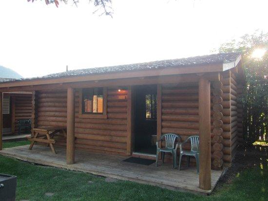Cowboy Village Resort : Cabin  127