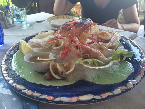 Lo Zodiaco : The whole plate was disappointing