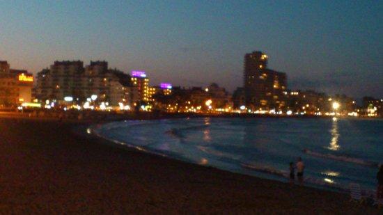 Hotel Boutique La Mar: playa