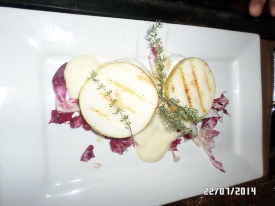 Terrazza 45: piatto particolare