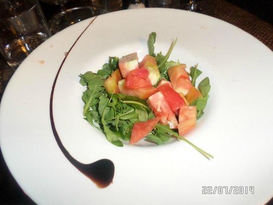 Terrazza 45: l'insalatina creativa