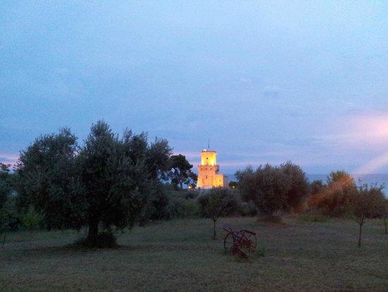 La Rusticola Agriturismo: Torre del Cerrano