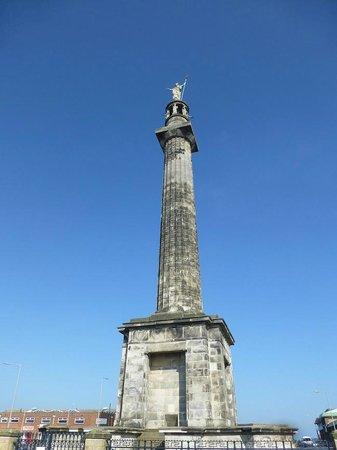 Nelson's Monument: Norfolk Naval Pillar