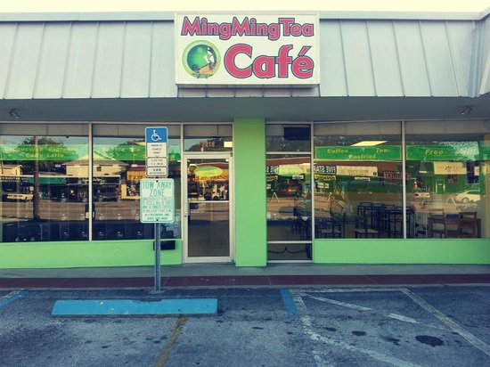 I love Ming Ming Tea! - Review of MingMIngTea Cafe, St. Petersburg ...