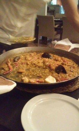 Cana Pepeta: la paella più buona di sempre!
