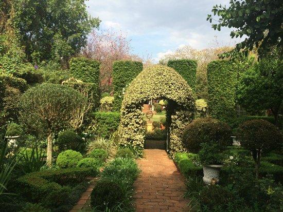 Rosehurst: Garden