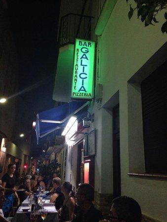Restaurante-Pizzeria Galicia