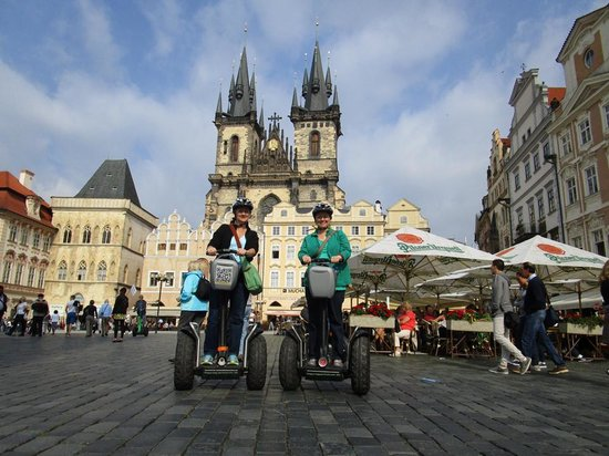 Prague Segway Tours: Magda is a great photographer too!