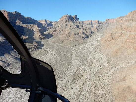Grand Canyon Airlines - Grand Canyon National Park: Just one of a hundred views enflight