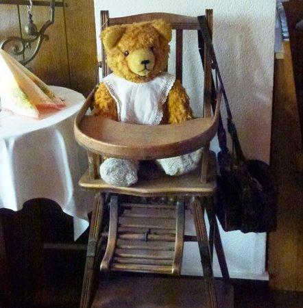 Gasthof Hirschen: Für kleine Gäste