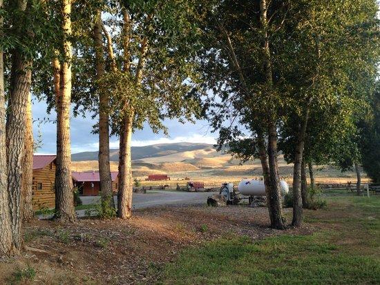 The Longhorn Ranch Lodge & RV Resort: so pretty!