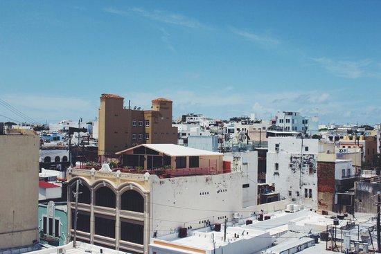 CasaBlanca Hotel: Rooftop View