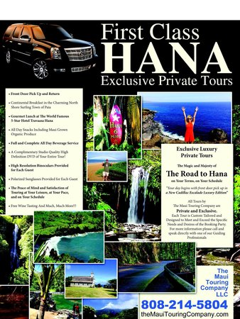 The Maui Touring Company
