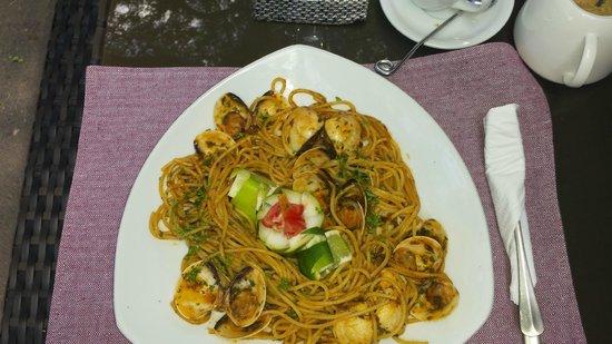 El Gusto : amazing spaguetti