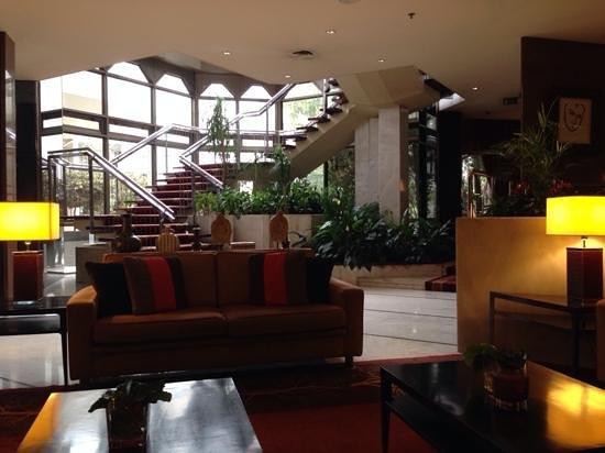 Crowne Plaza Porto : Reception lounge