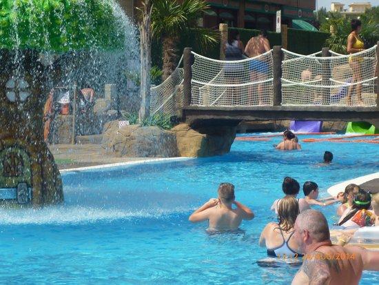 Pool Picture Of Evenia Olympic Park Lloret De Mar Tripadvisor