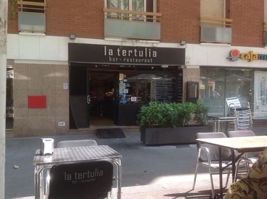 la tertulia barcelona