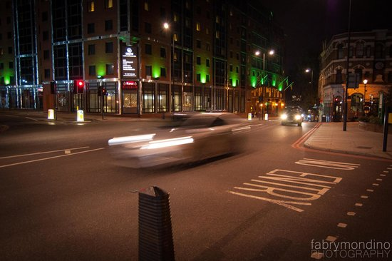 Crowne Plaza London - Kings Cross: vista notturna