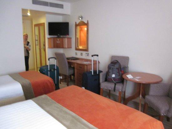 North Star Hotel : Room
