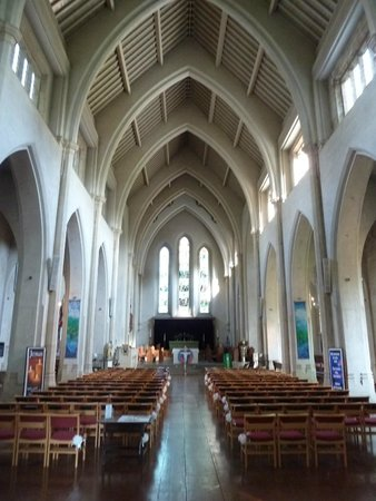 St Mary's church - Picture of St Marys church, Southampton ...