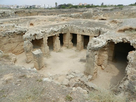 Tombe des rois : Tombs of the Kings