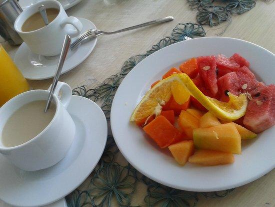 Tipo De Desayuno Americano