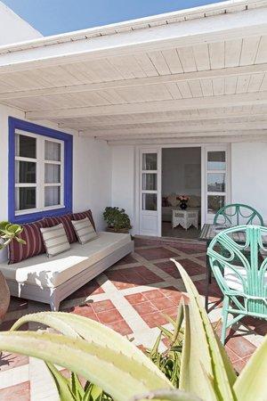 Terrasse D Une Chambre Picture Of Villa Maroc Essaouira Tripadvisor