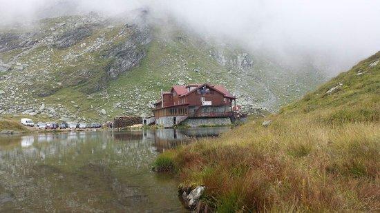 Balea Glacier Lake: Autumn 2014