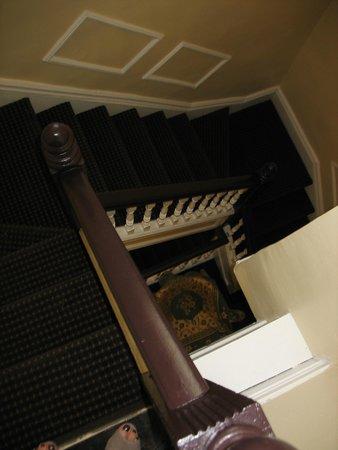Midwood Suites: Лестница
